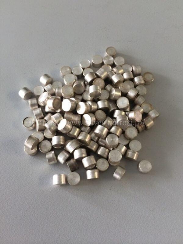 刻印なし銀屑