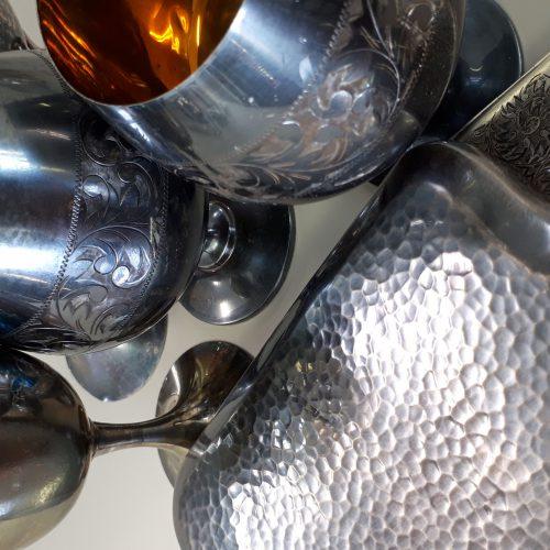 銀食器買取・銀器物買取