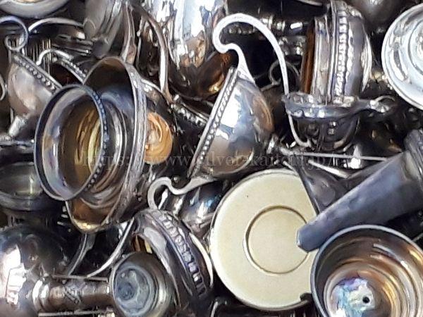 銀器物・銀製品