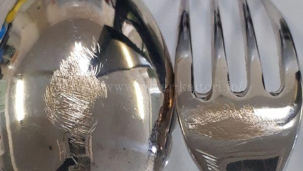 真鍮のカトラリー