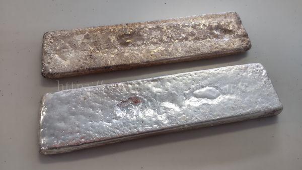 銀地金(刻印なし)